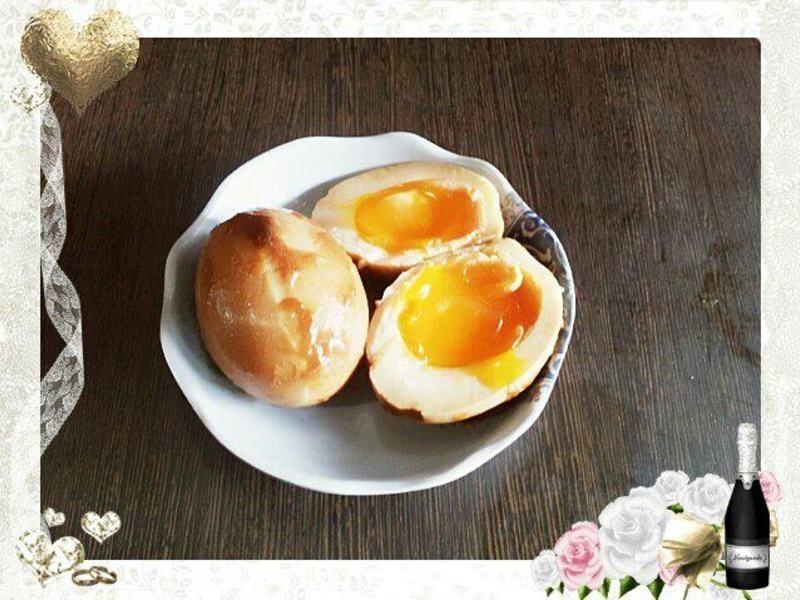 吳小美改良版~黃金糖心蛋