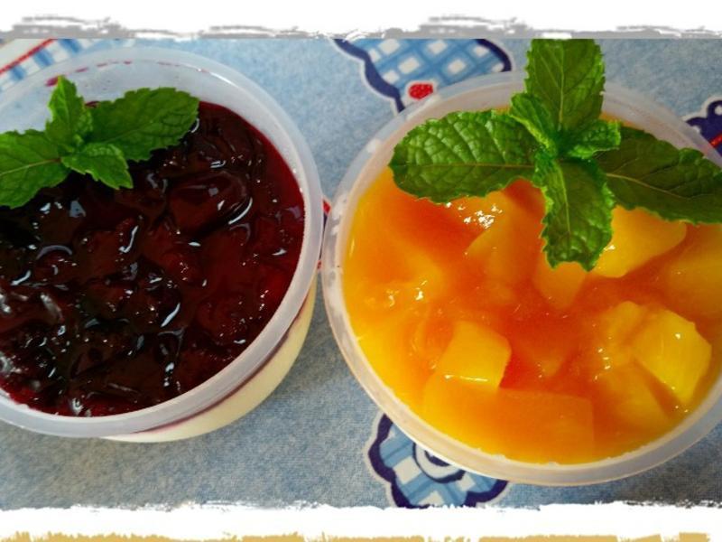 芒果&櫻桃奶酪