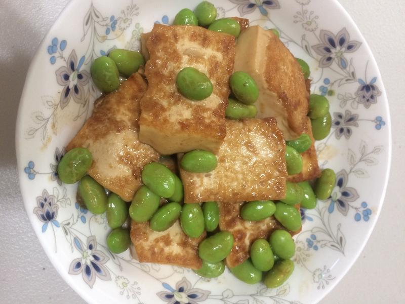 薑汁豆腐燒【素食】
