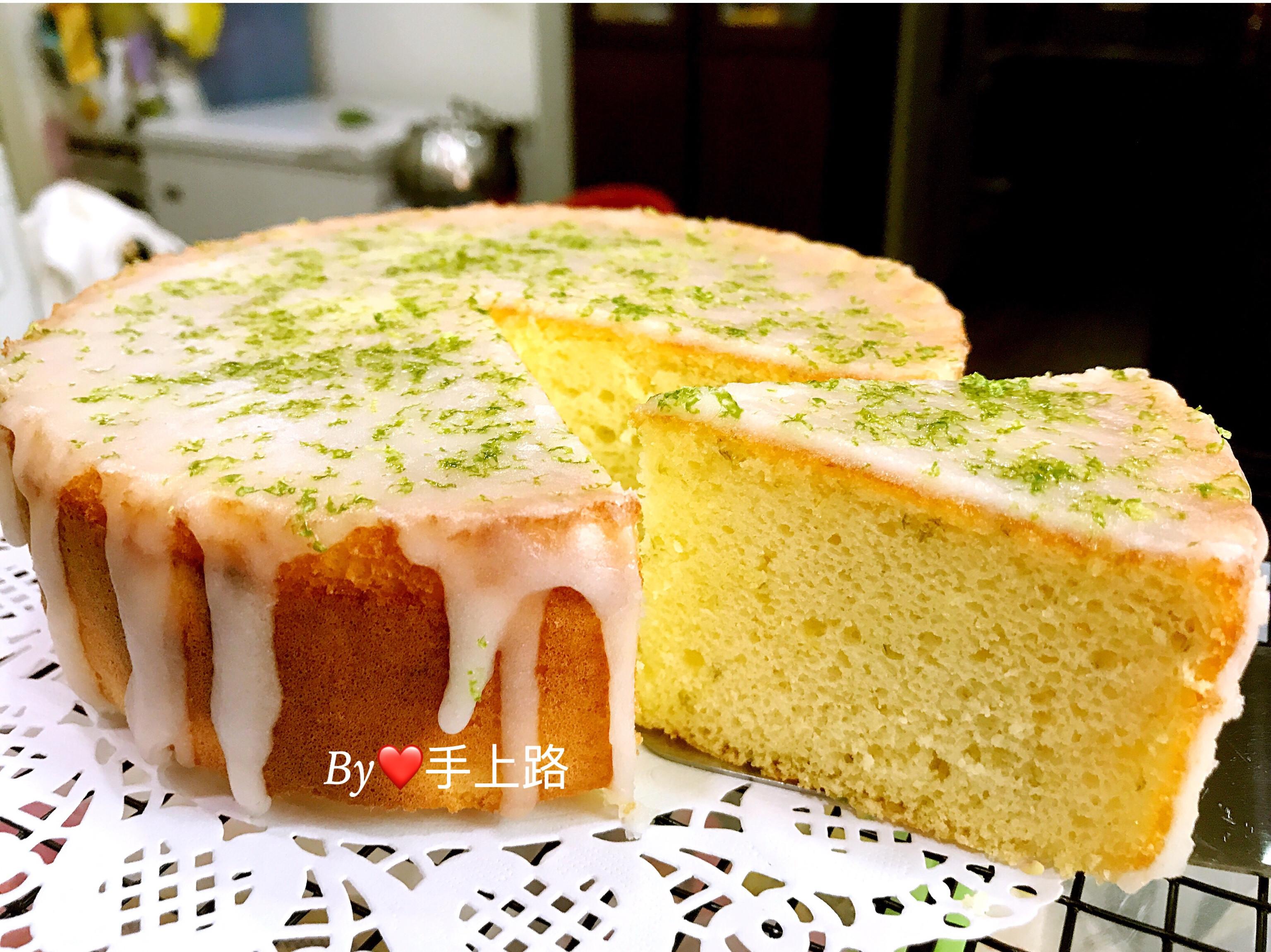 🍋檸檬糖霜海棉蛋糕🍋(6吋)
