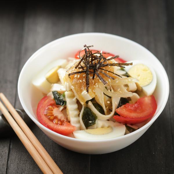 日式和風拌麵