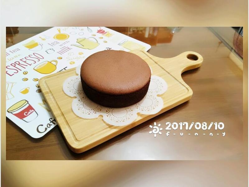巧克力棉花蛋糕(入可即化喔~)