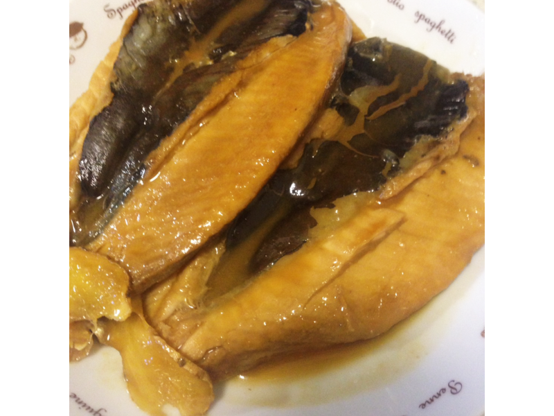 味噌滷虱目魚肚