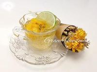 蜂蜜檸檬愛玉DIY