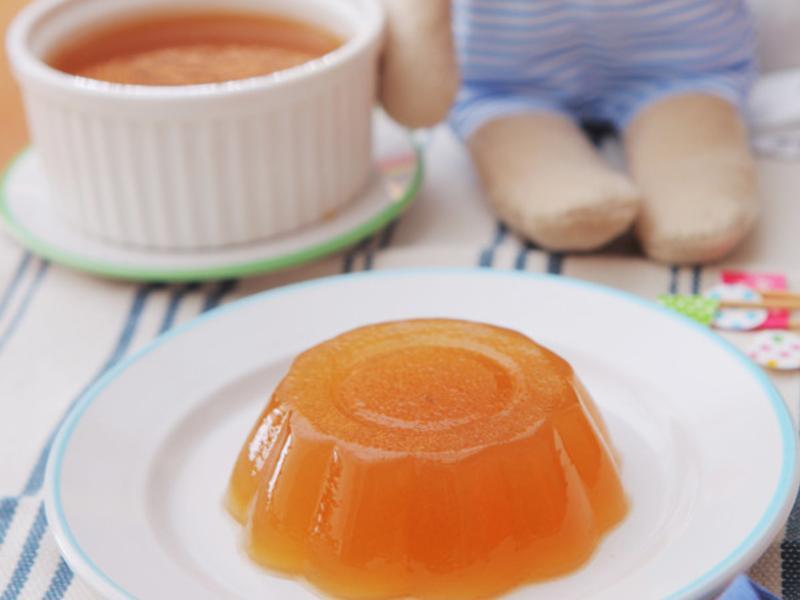 冬瓜蘋果醋凍