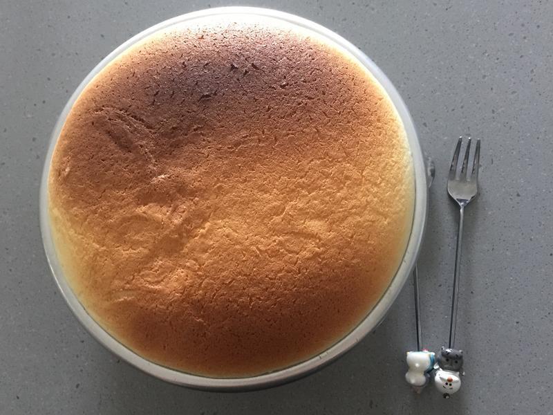 乳酪蛋糕 水浴法