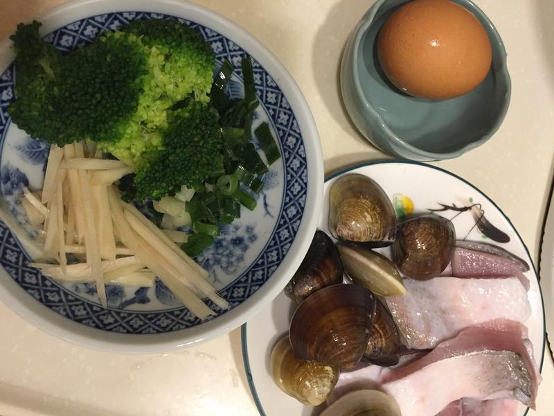 15分鐘上菜趣~海鮮魚片粥