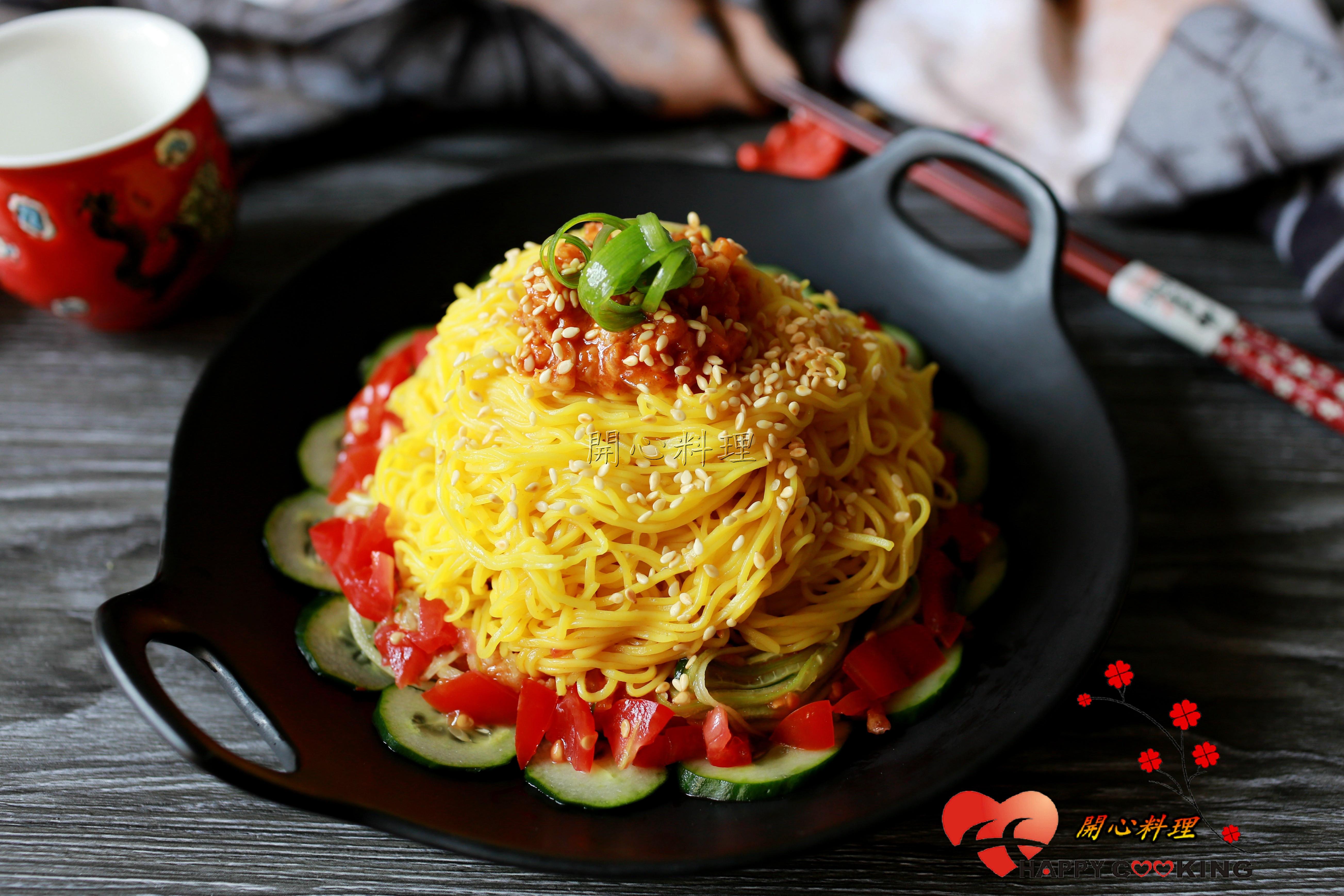 影音食譜 韓式肉醬麵