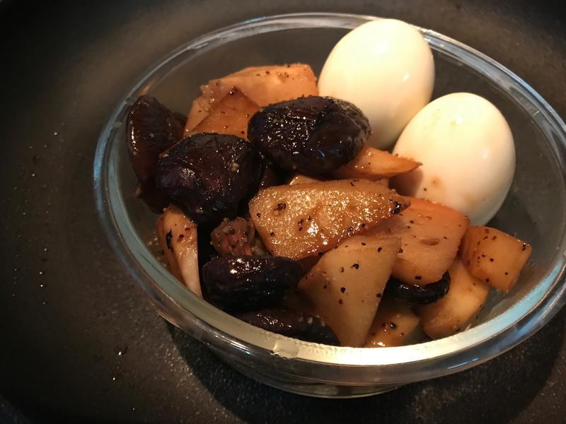 綠竹筍炒香菇