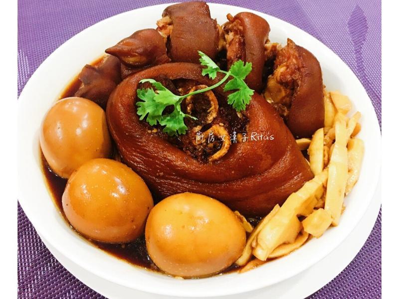 電飯鍋滷豬腳