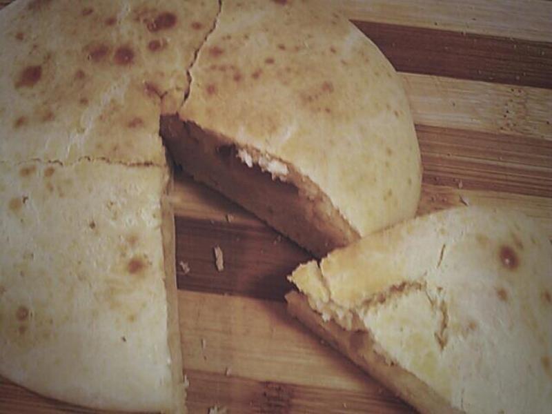 芝司樂半熟乳酪鹹蛋糕