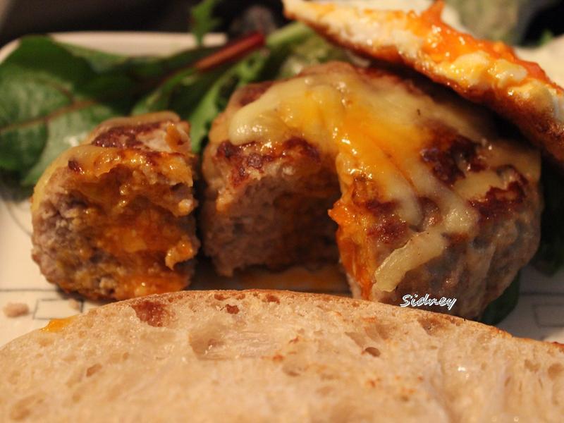 漢堡肉(排)