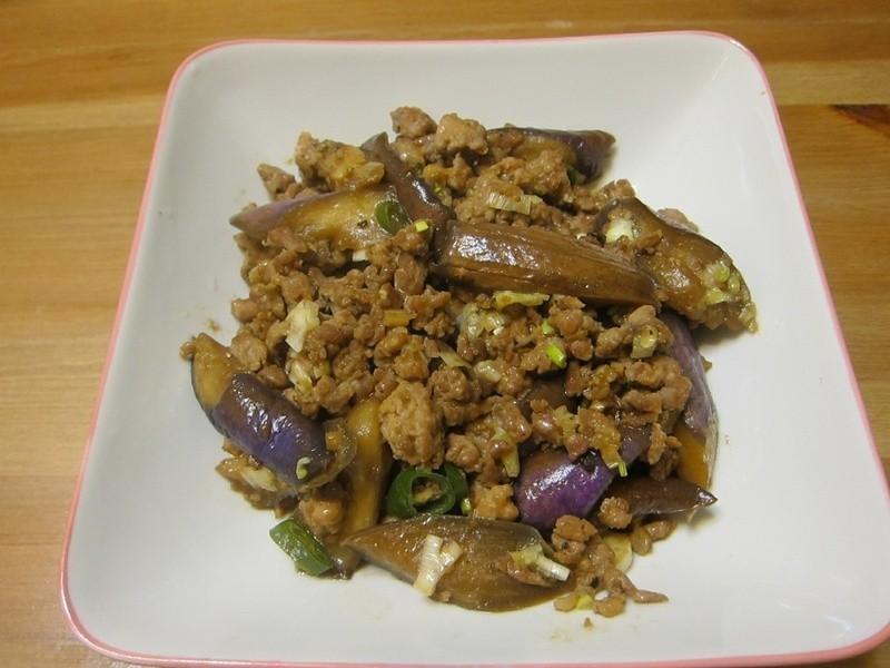 懶人妻的超簡單料理~「魚香茄子」
