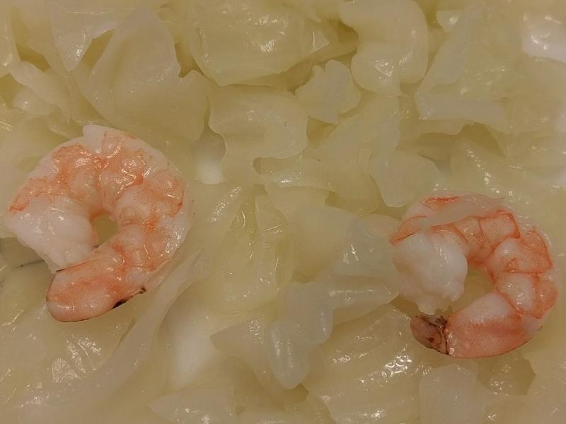 防彈飲食-奶油高麗菜蝦