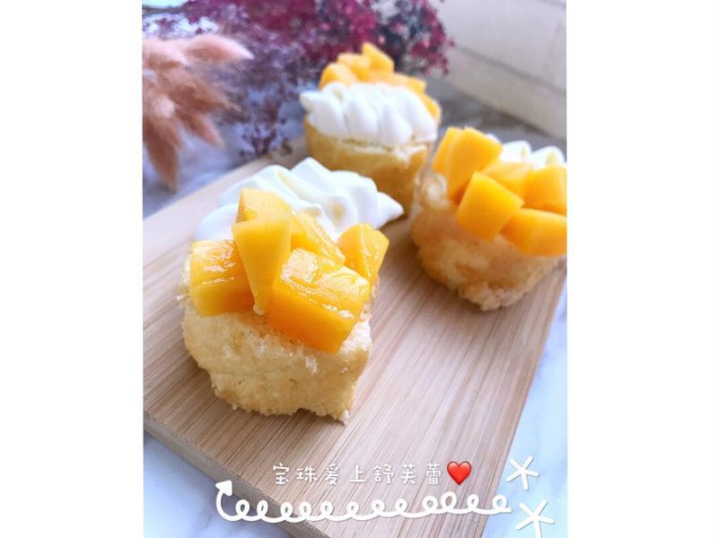 夏日芒果蛋糕卷