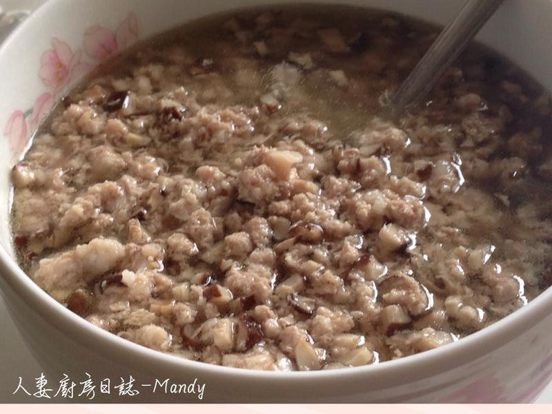 副食品-肉燥香菇(9M~)