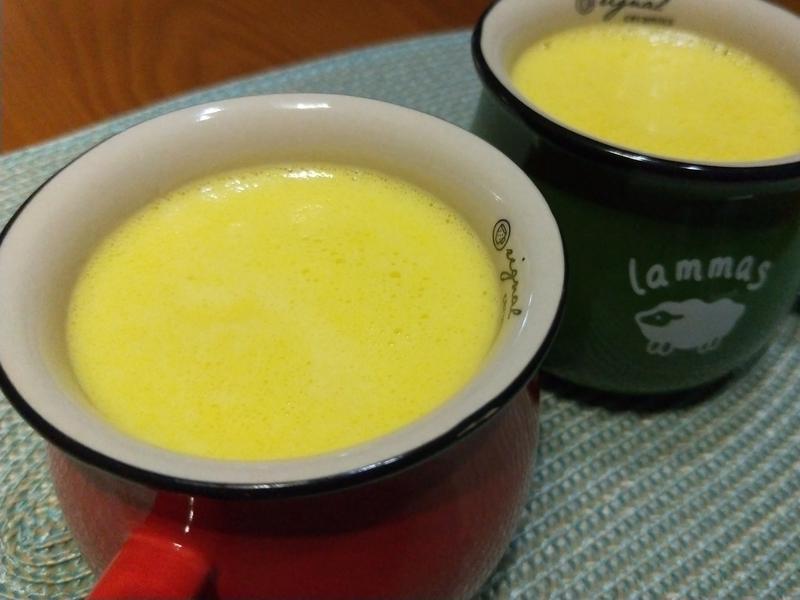 南瓜奶(不含牛奶)