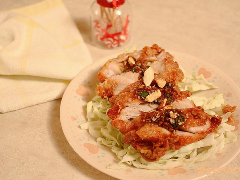 【東煮】泰式椒麻雞 Thai Pepper Chicken
