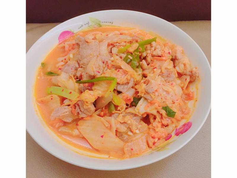【隨興料理】泡菜豬肉片🐷