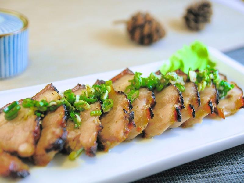 鹽麴豬肉(烤五花肉)