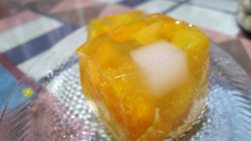 水果蒟蒻果凍
