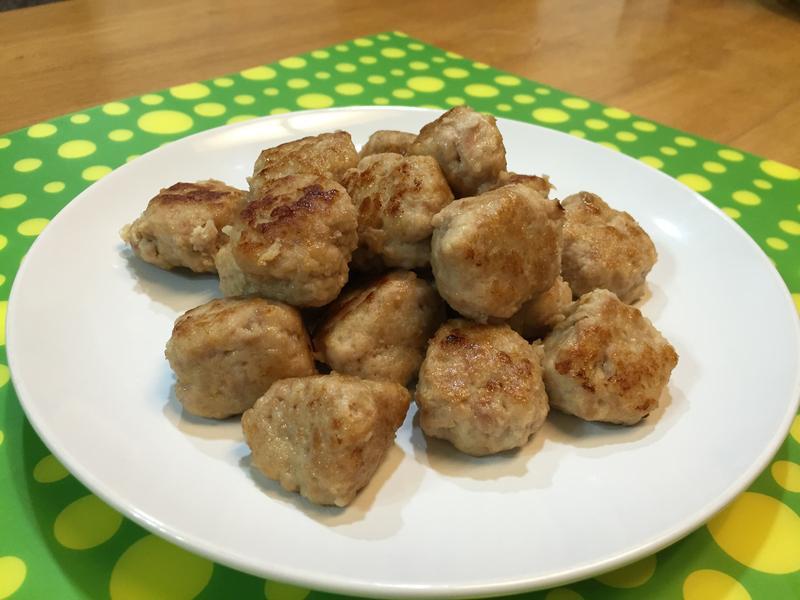 萬用肉丸子(「瑞典肉丸」豬肉版)