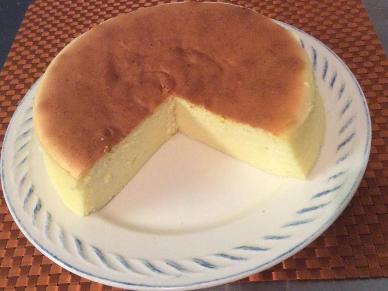 日式棉花乳酪蛋糕