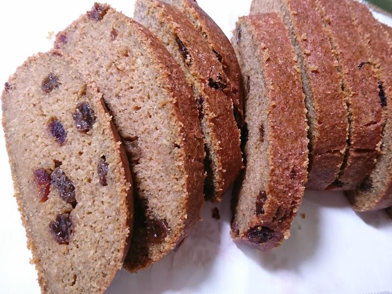 無麩質無精緻糖果乾甜麵包