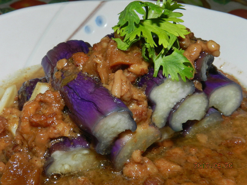 ㄚ曼達的廚房~肉醬茄子