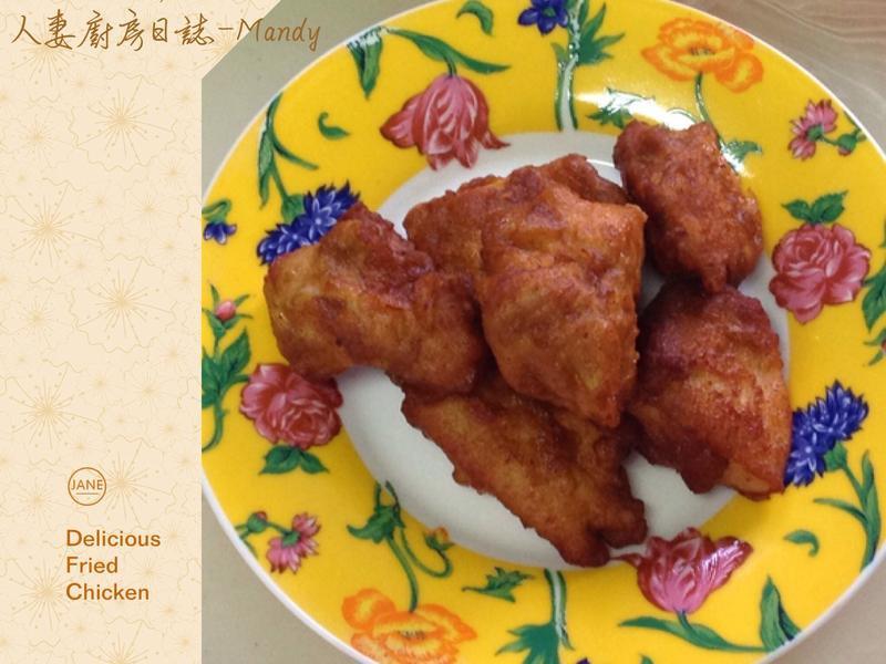 馬來風炸雞-Spicy
