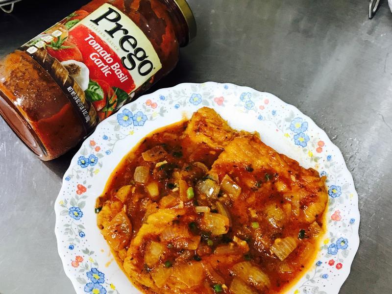 義式醬燒腐皮卷