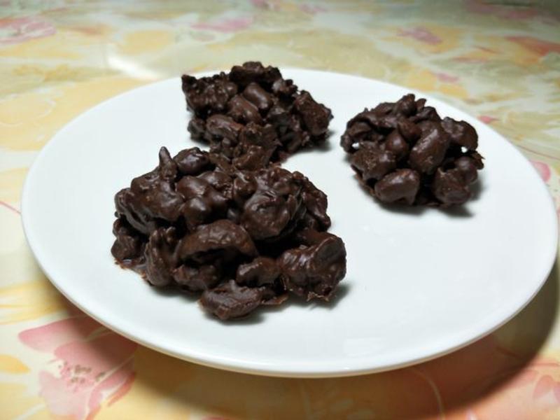 藍莓巧克力餅乾
