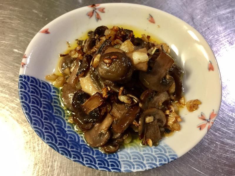 普羅旺斯奶油香煎蘑菇🍄