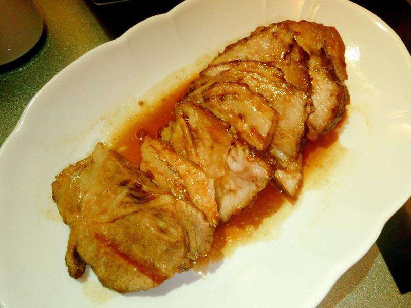 傅培梅《程家大肉》試做~香燉大排~