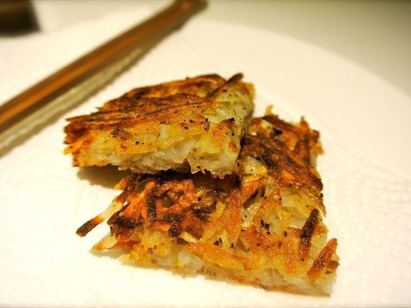 超酥脆薯餅