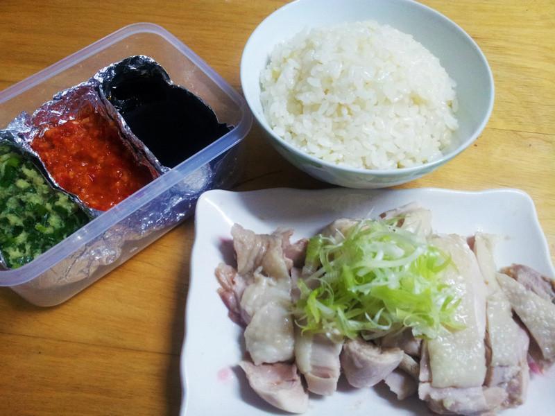 〖新加坡料理〗海南雞脾飯(無骨版)