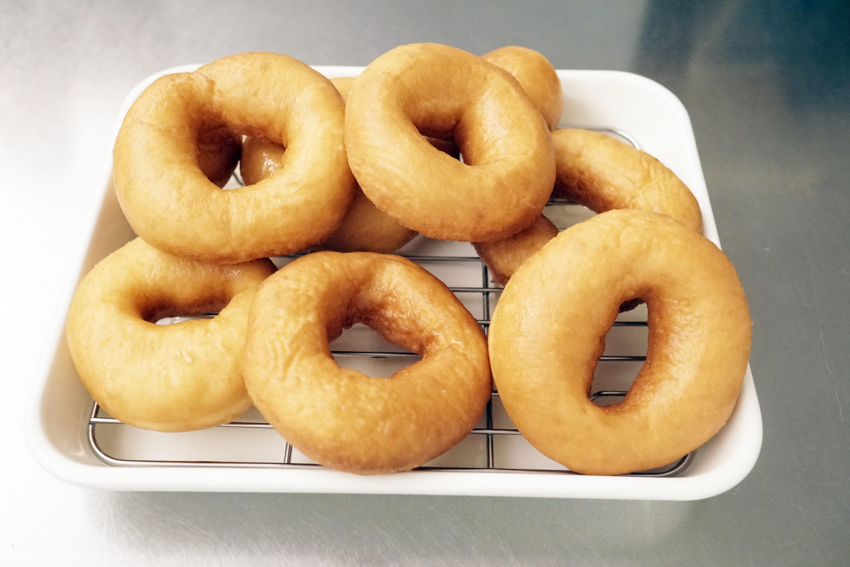 傳統口味甜甜圈