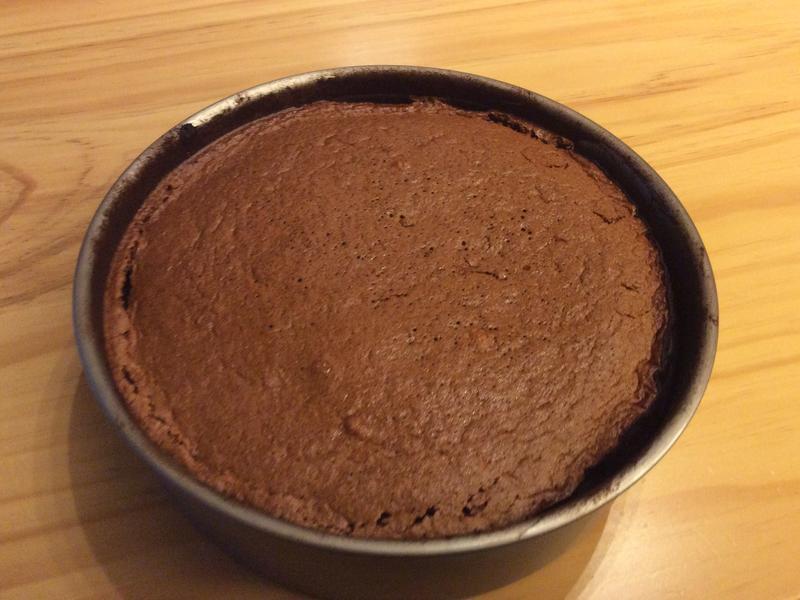 巧克力魔法蛋糕