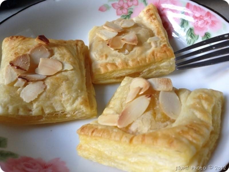 JiuMi ♥ 酸甜酥皮蘋果派