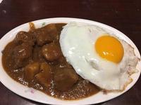 牛肉咖哩飯