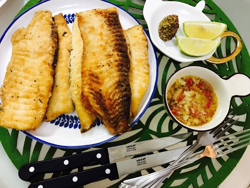 簡單卻美味至極:法式魚排