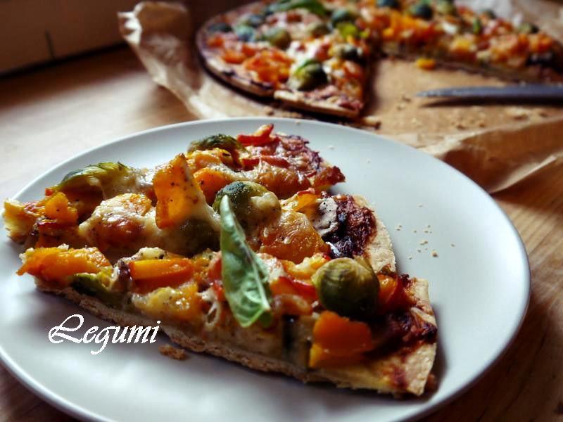 義大利 蔬菜比薩《Legumi》