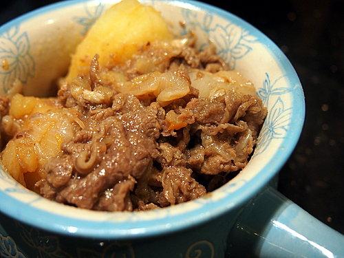 【深夜食堂食譜】馬鈴薯燉肉