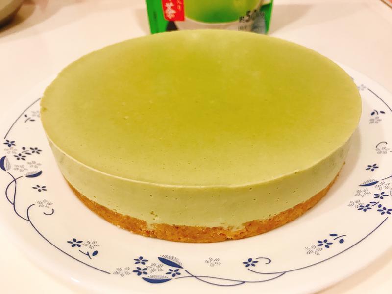 抹茶生乳酪(6吋)