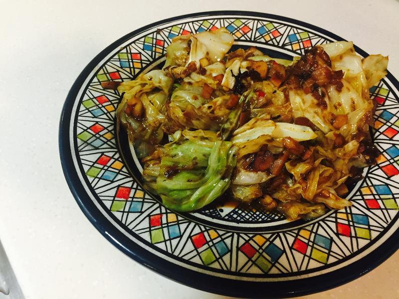 XO醬高麗菜(簡單新手不失敗)