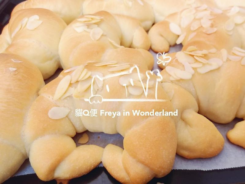 金牛角麵包(12個)
