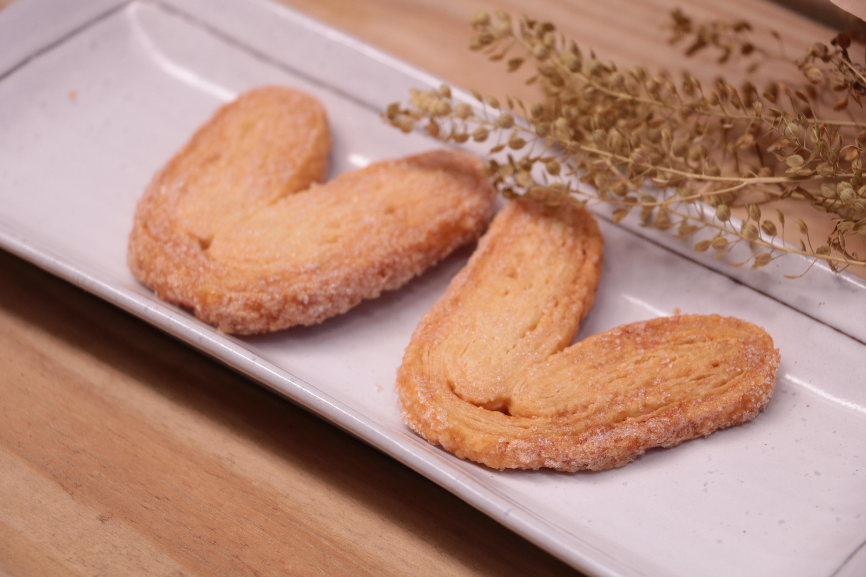 3種材料蝴蝶酥(自製千層酥皮)