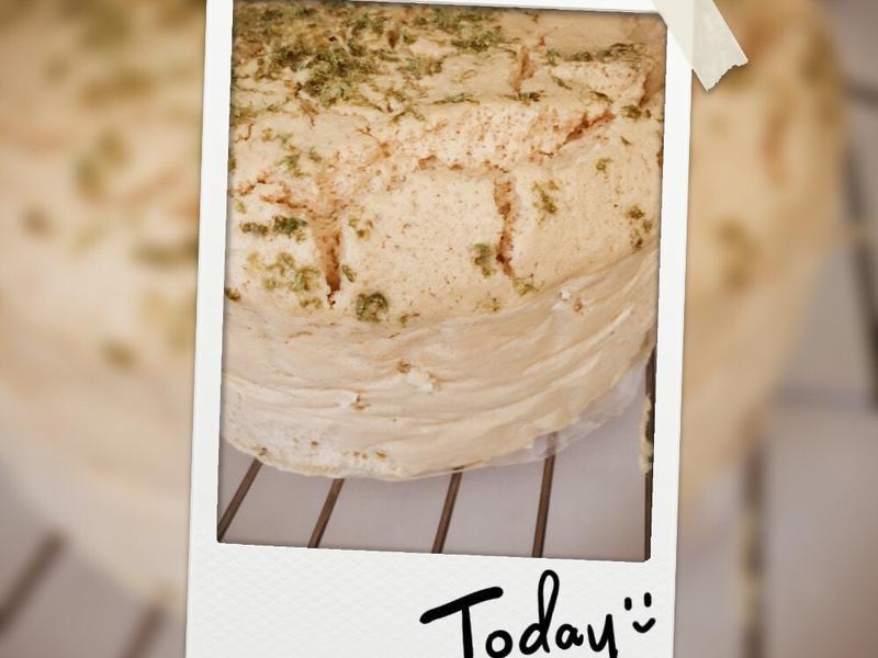 檸香輕乳酪蛋糕
