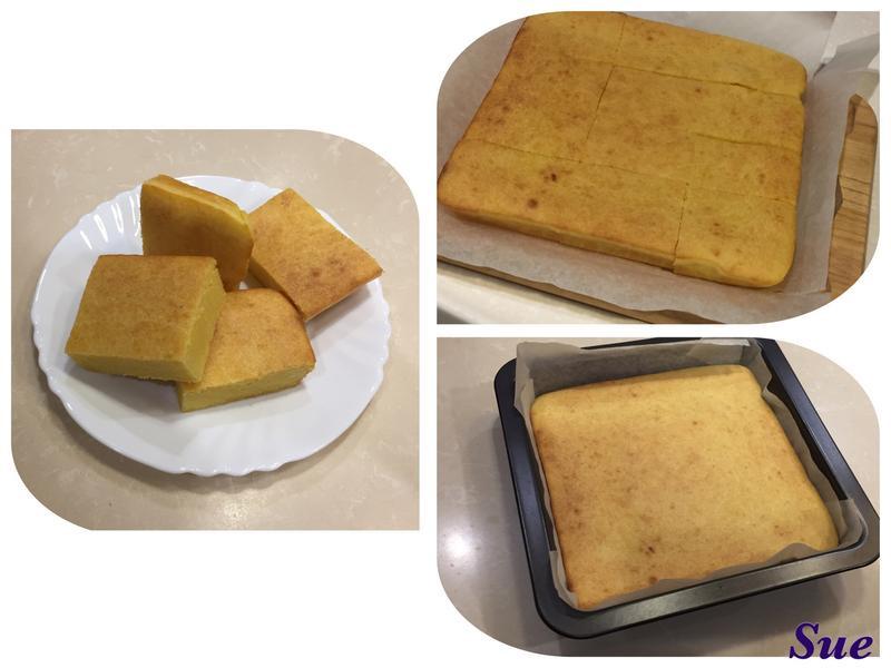 玉米麵包(Cornmeal Bread)