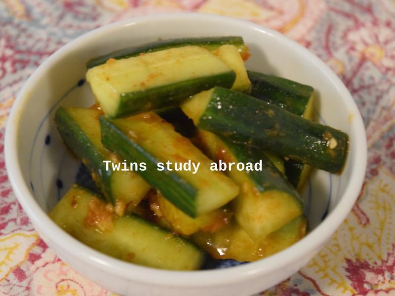 沙茶涼拌小黃瓜